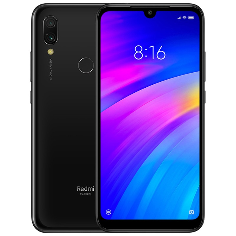 Xiaomi Redmi 7 2/16Gb (Black)